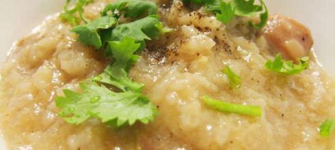感冒粥做法(薑汁雞肉粥做法)
