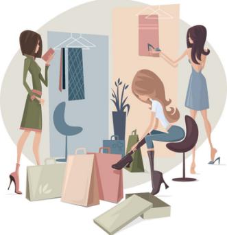 fiestas de intercambio de ropa