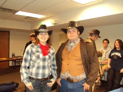 Kristina and Tucker - cowfolk