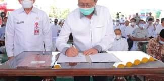 MPP Tuban Akomodir 123 Pelayanan Berbasis Online Dengan Berintegritas