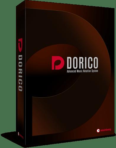 logiciel de notation musicale Dorico