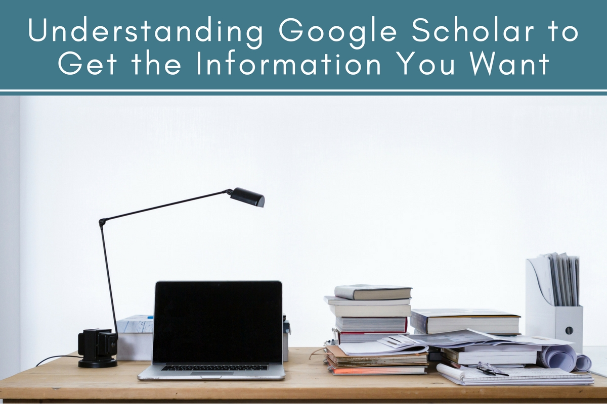 Understanding Google Scholar to Get the Information You Want