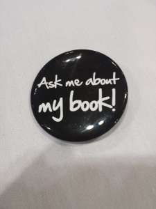Ask me about my book