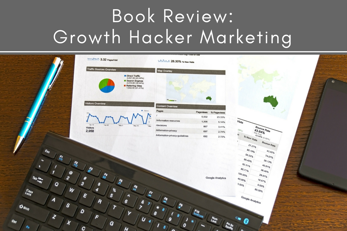 Book Review: Growth Hacker Marketing