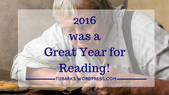 2016 was a Great Year for Reading!