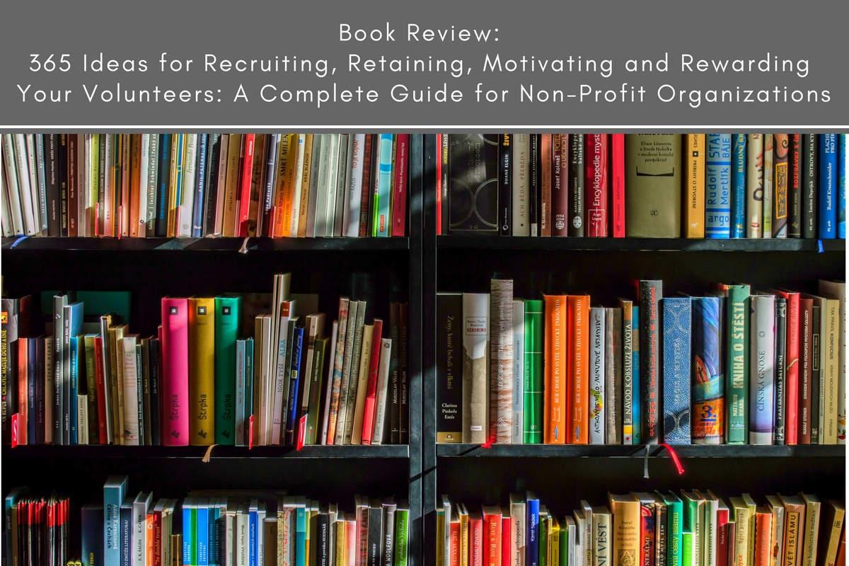 book review: 365 ideas for recruiting, retaining, motivating and