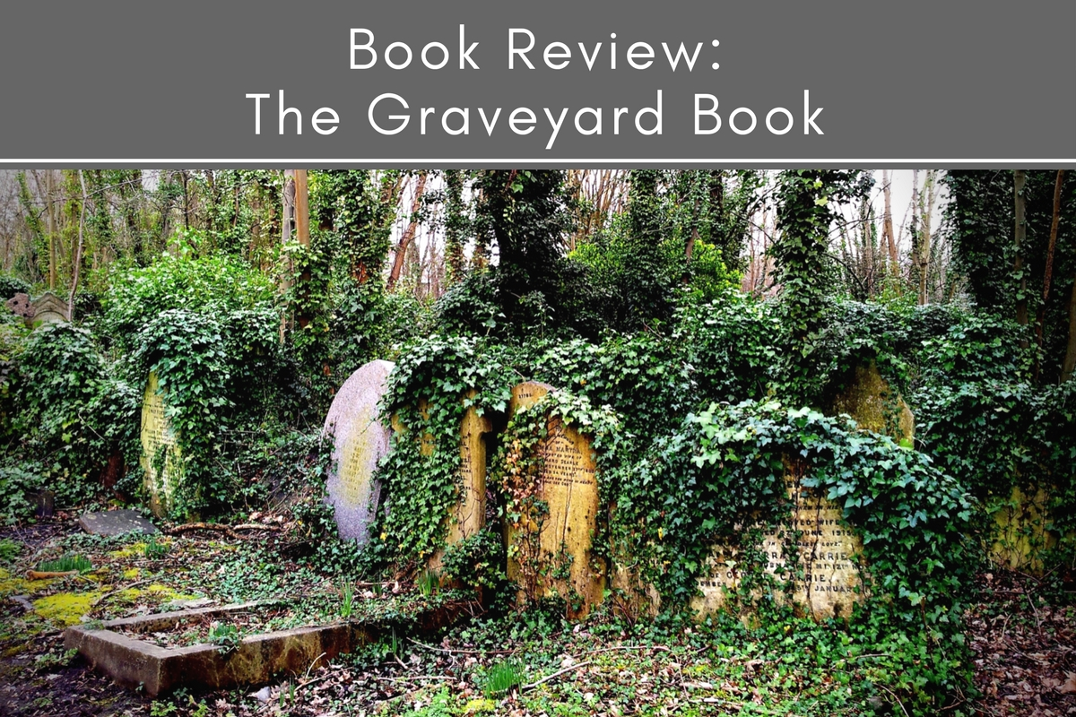 Book Review: The Graveyard Book