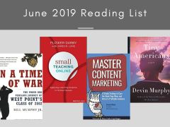 June 2019 Reading List
