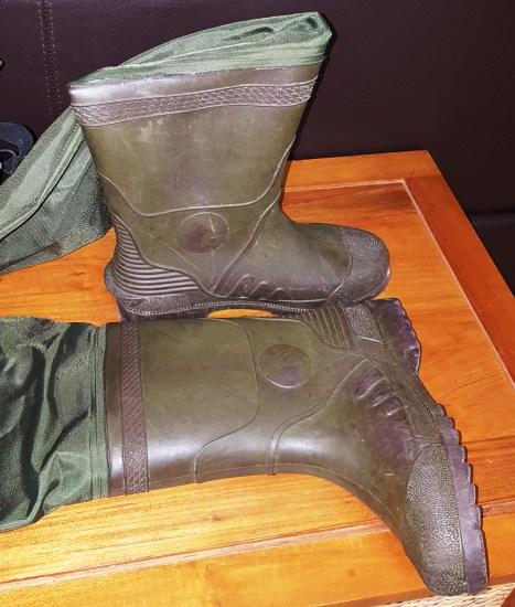 Boot Foot Waders