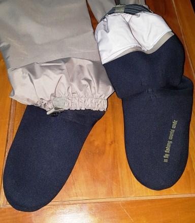 Vision Stocking Feet