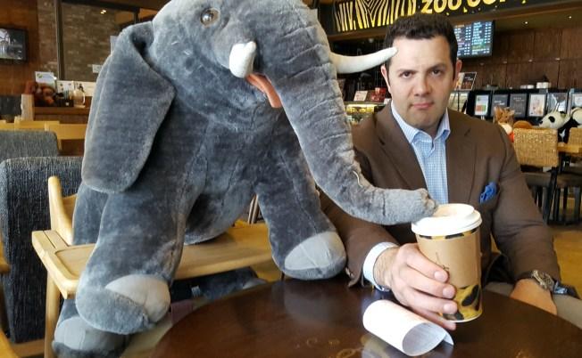Bruce the Elephant