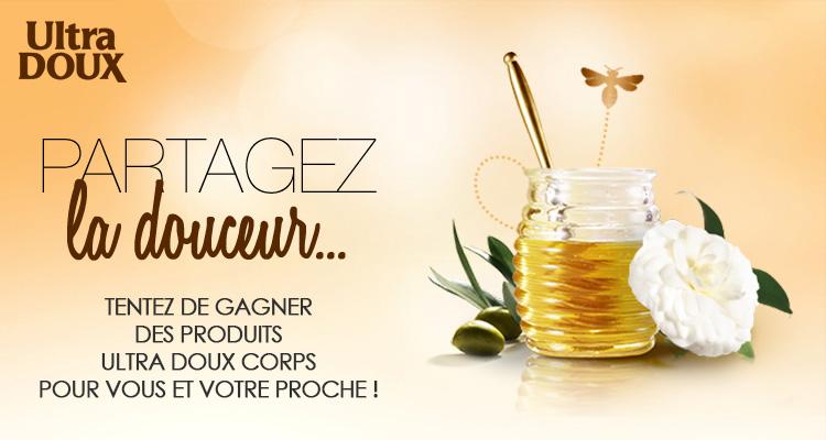 echantillons-gratuits-gagner-Garnier-et-produits-Ultra-Doux-corps-02