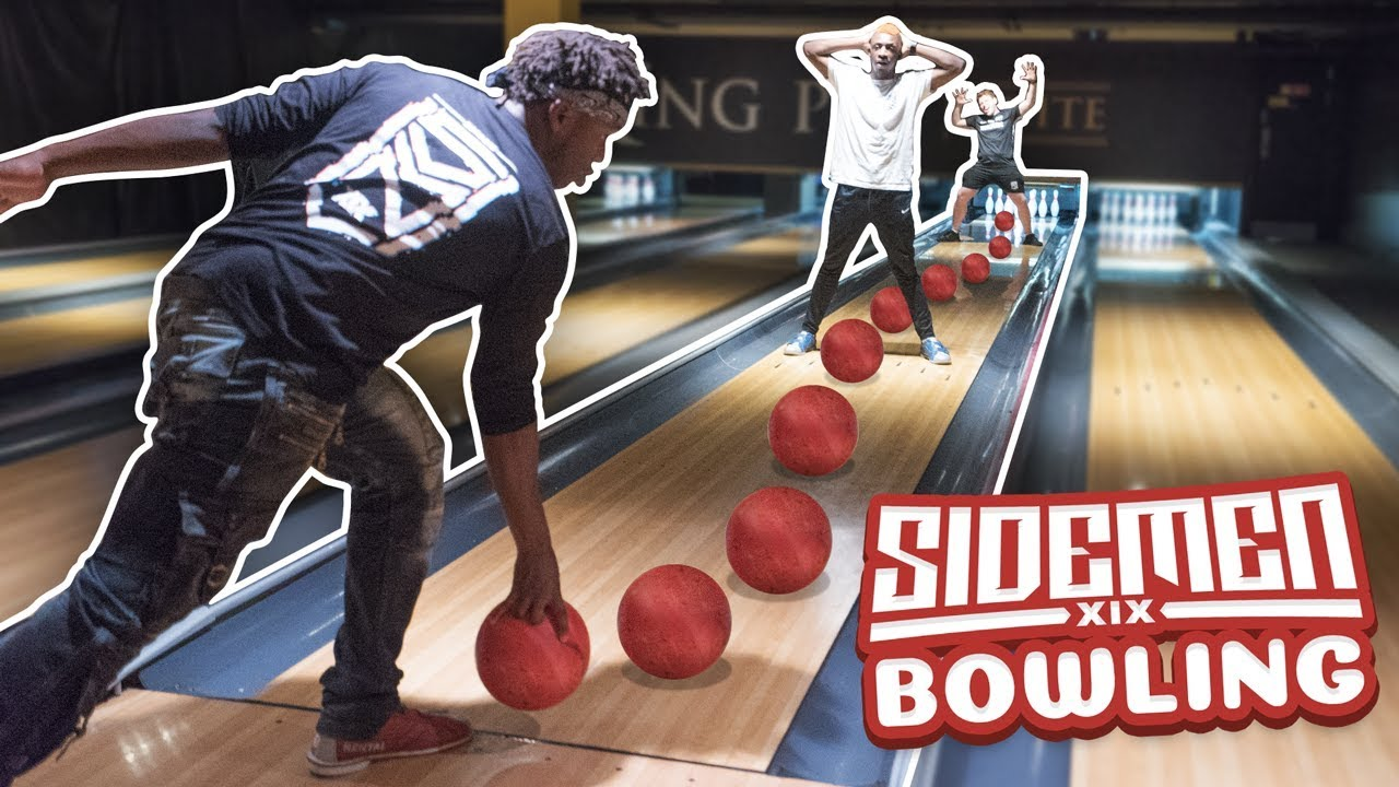 SIDEMEN Bowling (GONE WRONG)