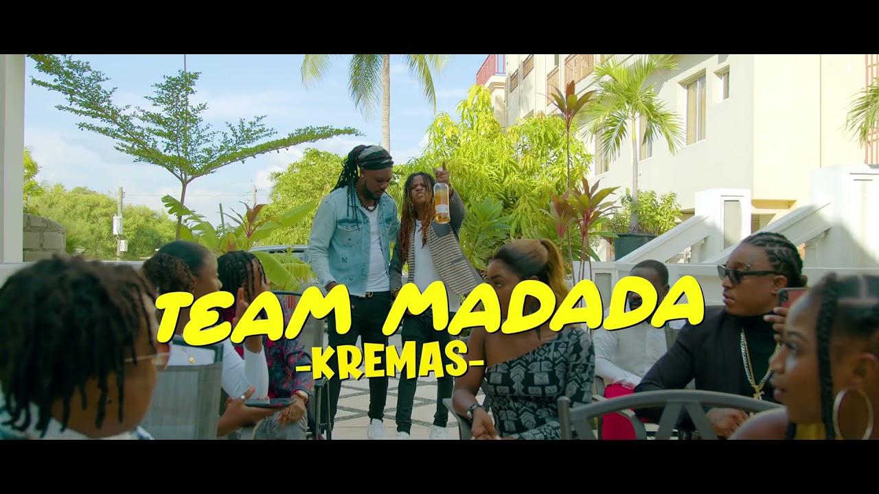KREMAS TEAMMADADA (Official video)