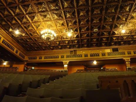 Inside the Granada