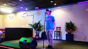 """""""All of Me"""" John Legend (Tyler Kidd Karaoke)"""