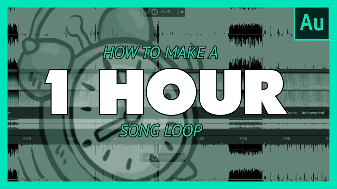 How to: Make a 1 HOUR song loop!