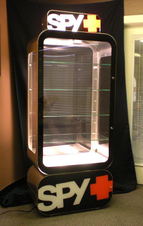 Custom Tube Lighting Products