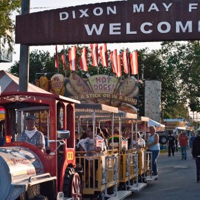 Off the Grid: Dixon May Fair