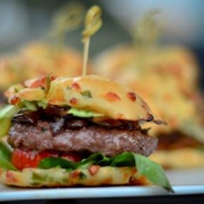 Burgers, Burgers, and more Burgers!