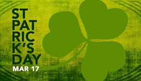 The Visitors guide: St. Patricks day 2013
