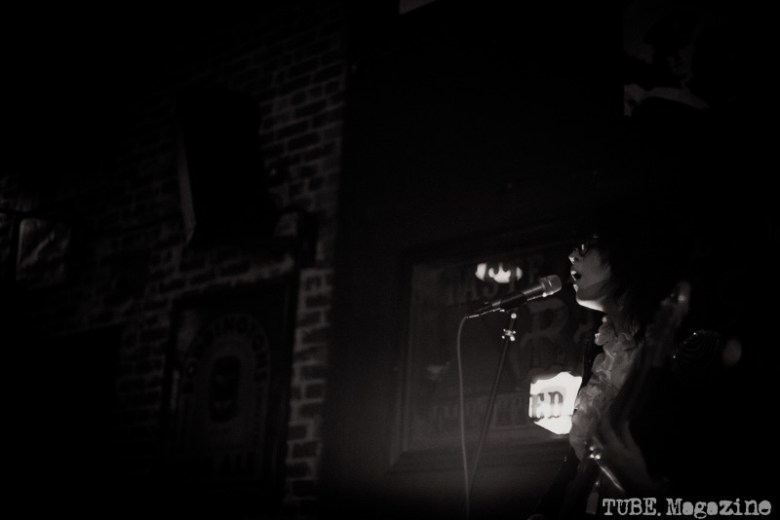 The Lower 48 at the Fox and Goose. Sacramento CA. Jan. 2014 Photo Melissa Uroff