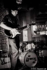 Parker McDonald at the Fox and Goose. Sacramento CA. Jan. 2014 Photo Melissa Uroff