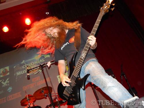 Stefan Henskens of Astral Cult Photo by Ryan Stewart