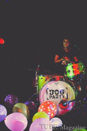 Dog Party did some serious grooving June 16th at the Witch Room for the tour kickoff and Lucy Giles (from Dog Party) 16th birthday.