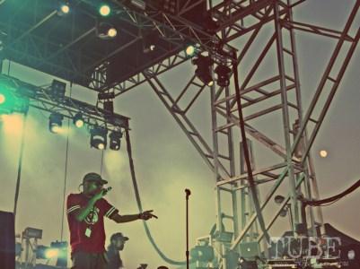 Sacramento TBD Fest 2014. Deltron 3030. Photo Sarah Elliott.