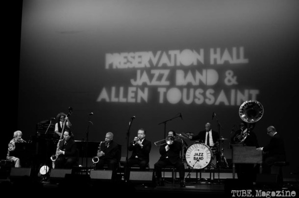 Preservation Hall Jazz Band.    Harris Center.  Folsom CA. Photo Heather Uroff