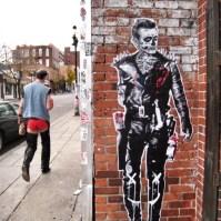 Street Art by Stikki Peaches