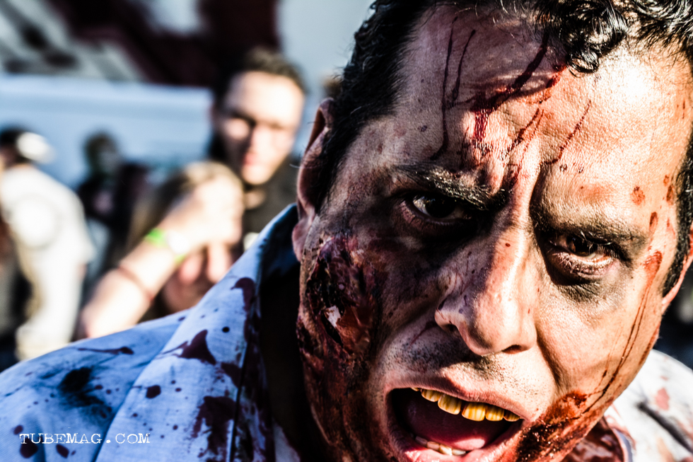 Scary Zombie Guy