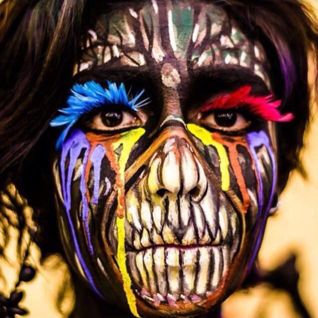 Body art by Adrián Art