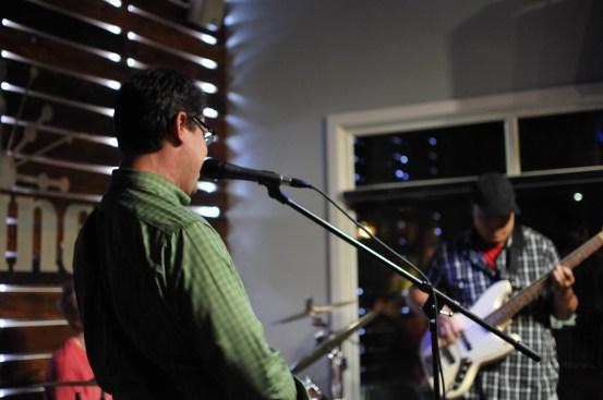 Sicfus playing at Shine in Sacramento CA. 2015. Photo Emma Montalbano.