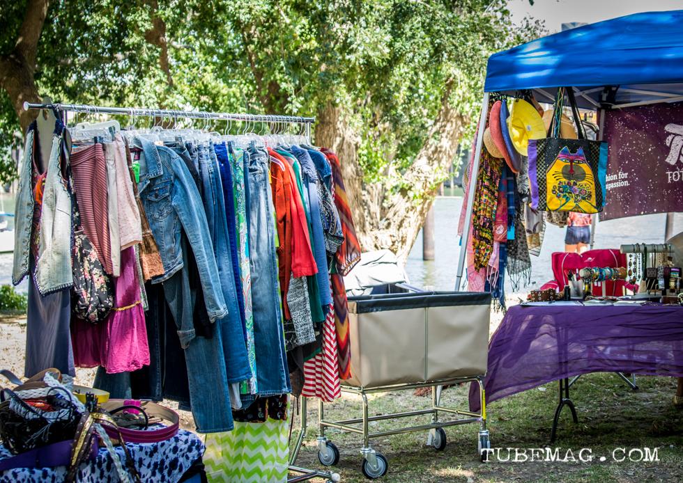Goods sold at The First Festival, Sacramento CA Photo Sarah Elliott