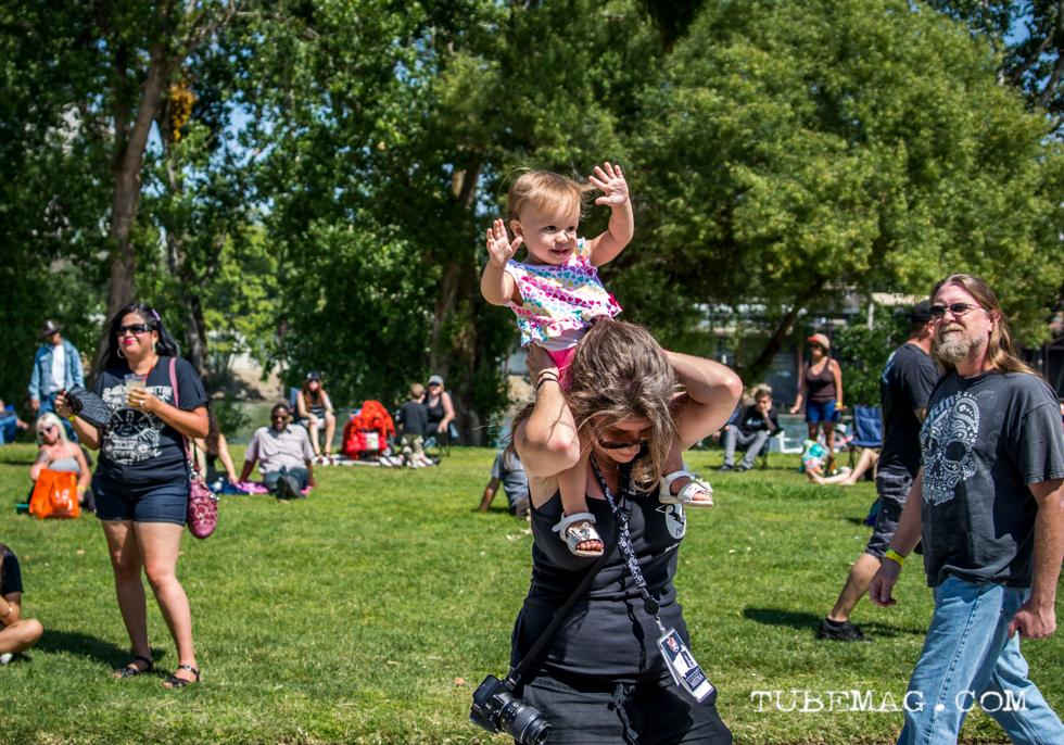 Dancing Baby The First Festival, Sacramento CA Photo Sarah Elliott