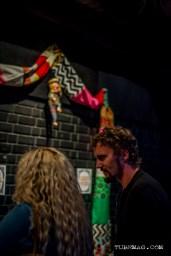 Alex Watson at the TUBE. Circus held at the Blue Lamp in Sacramento CA. May 15, 2015. Photo Sarah Elliott.