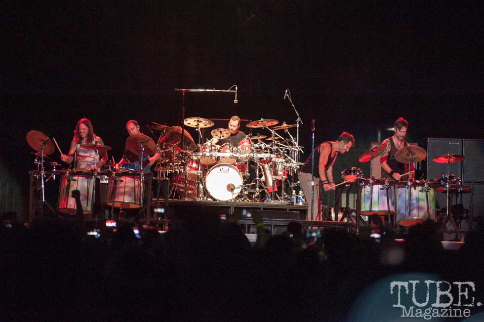311 on stage at Thunder Valley. Sacramento CA. 2015 Photo Ascensive
