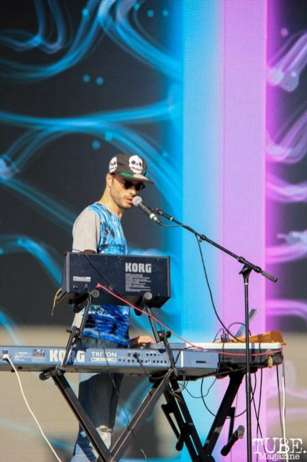 The man himself, Joakim Bouaziz of—Joakim at TBD, Sacramento CA.September 19,2015. Photo Anouk Nexus