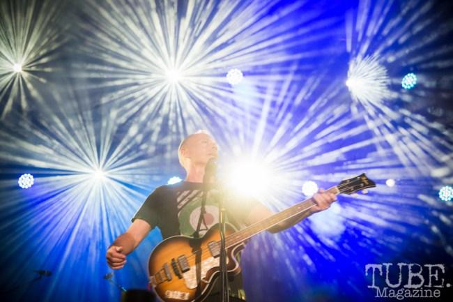 Tears for Fears' Curt Smith at TBD, Sacramento CA.September 20,2015. Photo Melissa Uroff