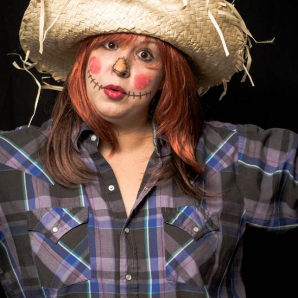Scarecrow, Yo! Photo Sarah Elliott. 2015.