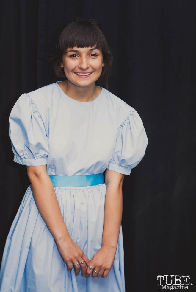 Little Wendy Darling. Photo Sarah Elliott. 2015.