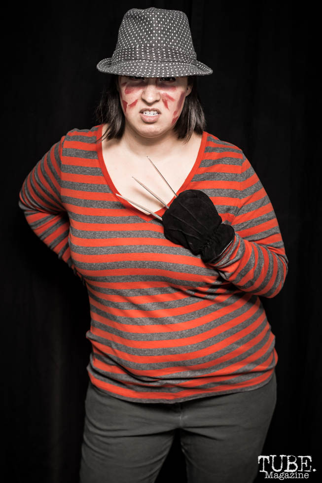 Frightful Freddy. Photo Sarah Elliott. 2015.