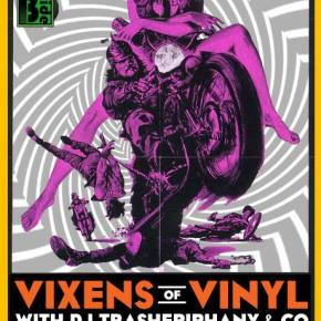What I'm Listening To: The Vixens Of Vinyl