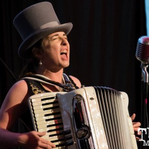 See: TUBE. Presents Vaudeville at the Crocker ArtMix.