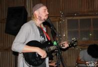 Geoffrey CK Singer/guitarist of Sunmonks, The Panama Art Factory, Sacramento, CA.April2016. Photo Anouk Nexus
