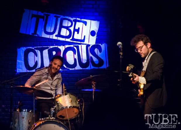 The Lower 48. TUBE. Circus, Blue Lamp, Sacramento, May 2016. Photo Melissa Uroff