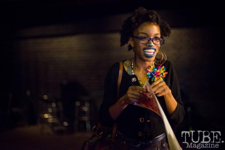 Spacewalker. TUBE. Circus, Blue Lamp, Sacramento, May 2016. Photo Melissa Uroff