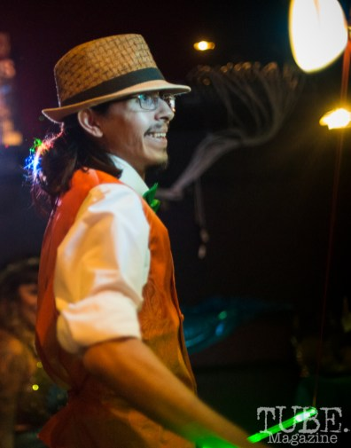 Draco Diabolo. TUBE. Circus, Blue Lamp, Sacramento, May 2016. Photo Melissa Uroff
